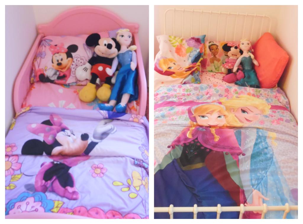 girls room beds