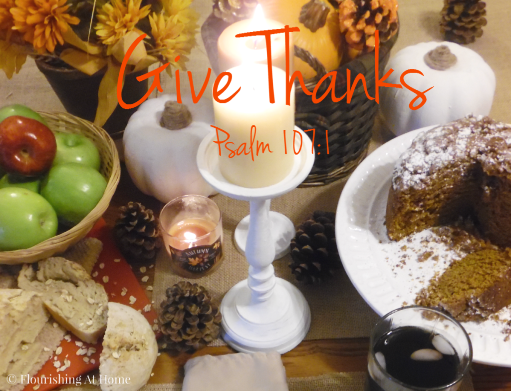 A time to give thanks 2