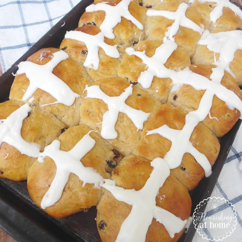 hot cross buns 13