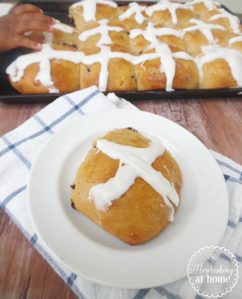 hot cross buns 7
