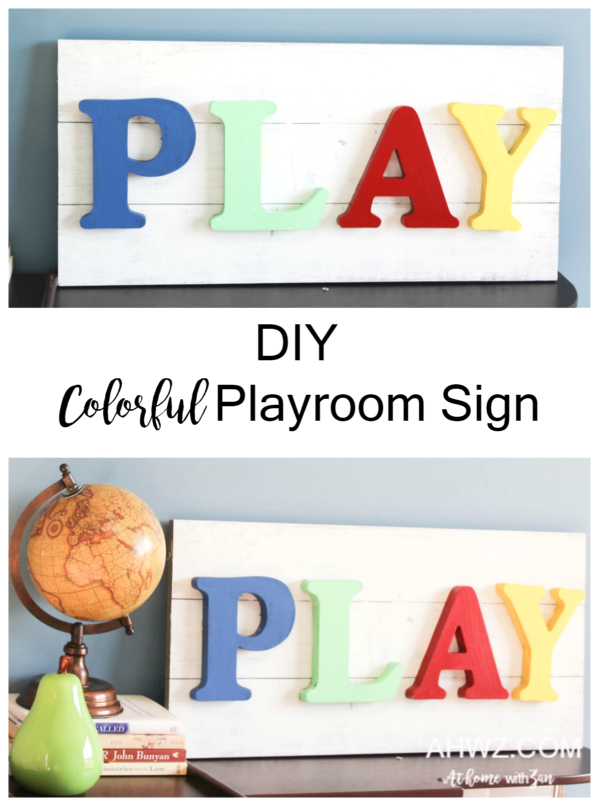 Diy Colorful Playroom Sign  At Home With Zan. Dysmorphic Feature Signs. Status Signs. Incomplete Signs. Wooden Plank Signs Of Stroke. Based Signs. Stress Relief Signs. Respiratory Failure Signs. February 4th Signs Of Stroke