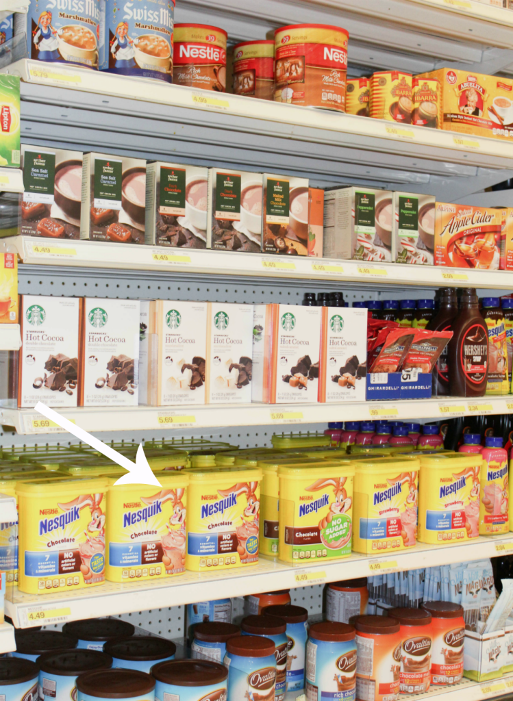 Nesquik Chocolate Powder at Target