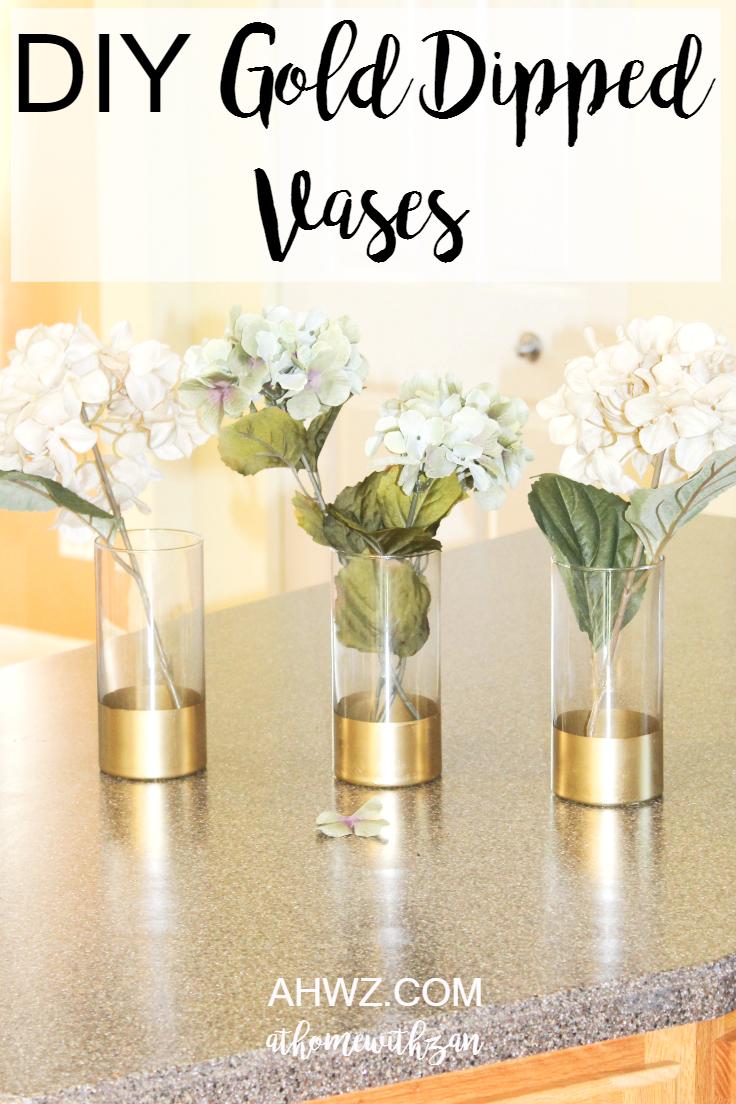 diy-gold-dipped-vases