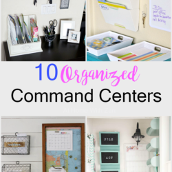 10 Organized Command Centers Feature