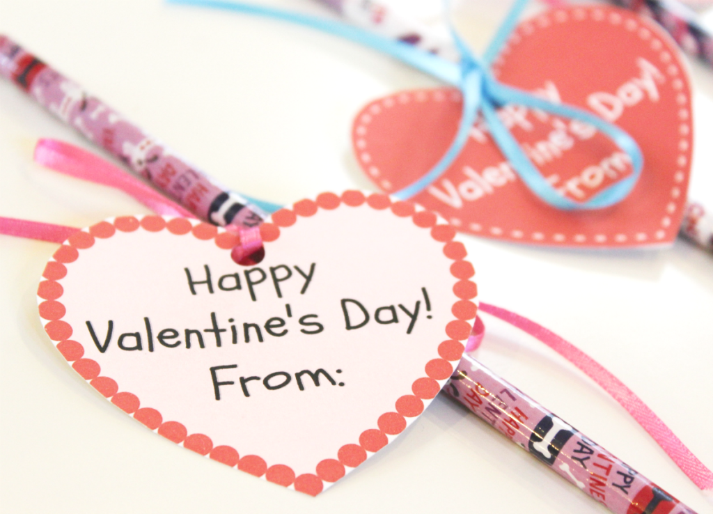 Valentines Day Printables Hearts