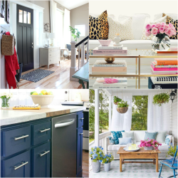 20 ways to refresh your home feature