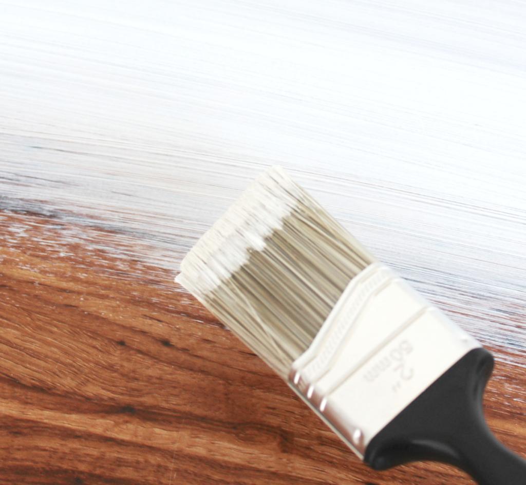 Dresser Makeover - Painting