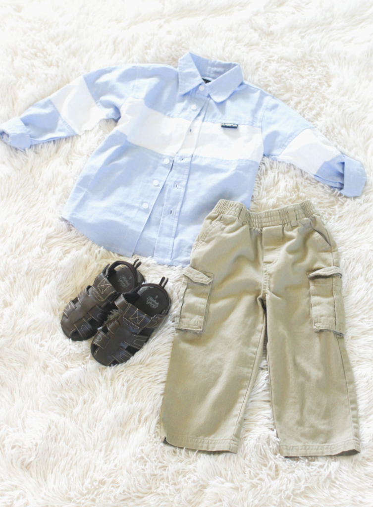 Kids Clothing - Toddler Fashion - Boy - At Home With Zan -