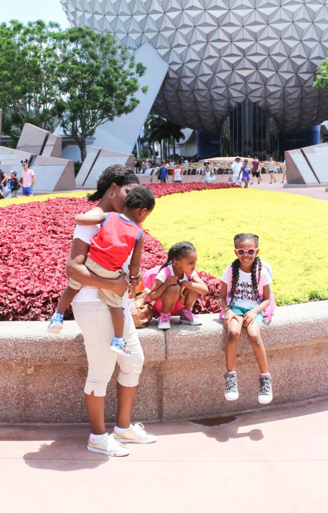 Orlando Vacation - Disney Parks & Epcot - At Home With Zan