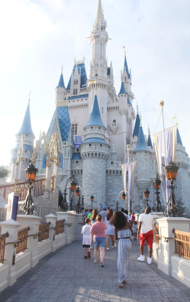 Orlando Vacation - Disney World - Magic Kingdom Park - At Home With Zan
