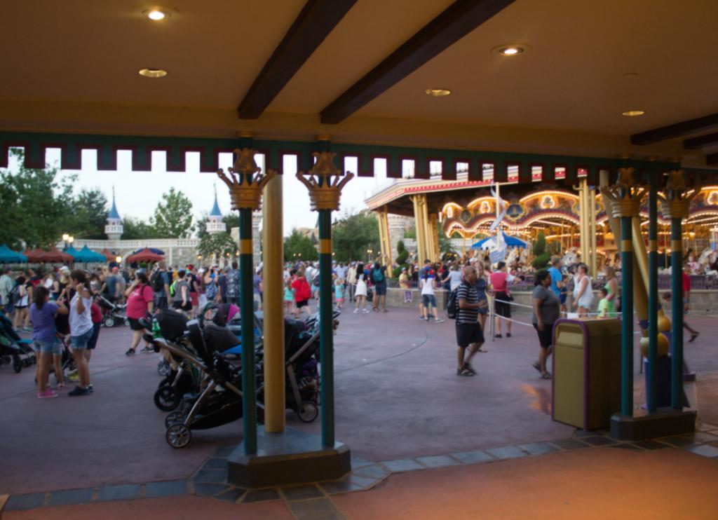 Orlando Vacation - Disney's Magic Kingdom - Disney Park - At Home With Zan-