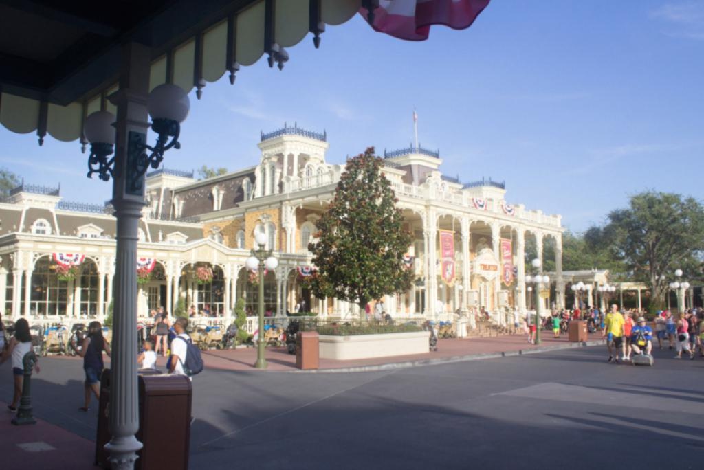Orlando Vacation - Disney's Magic Kingdom - Pretty Shops - At Home With Zan