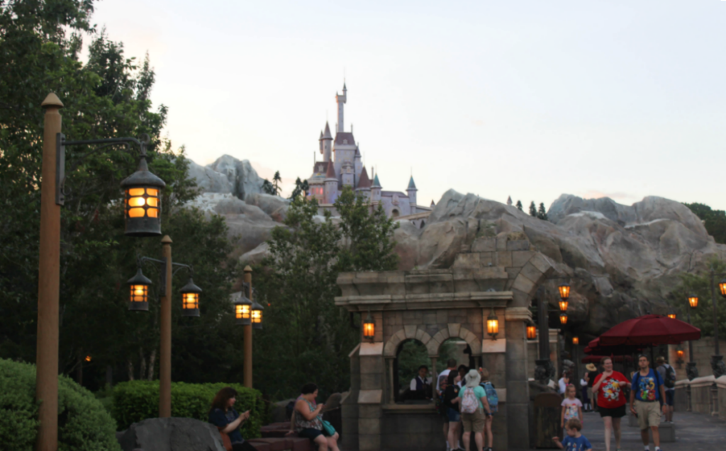 Orlando Vacation - Disney's Magic Kingdom - View - At Home With Zan