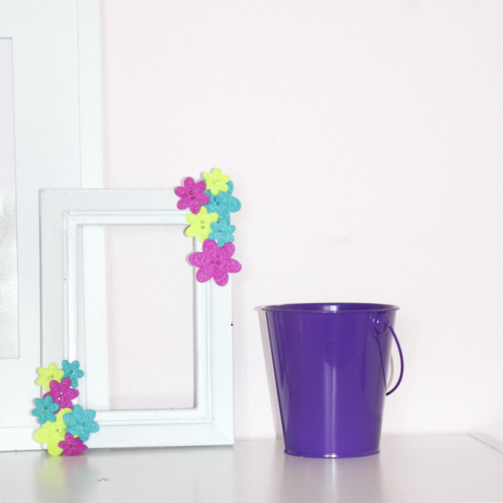 Photo Frame Kids Room Deccor - At Home With Zan-
