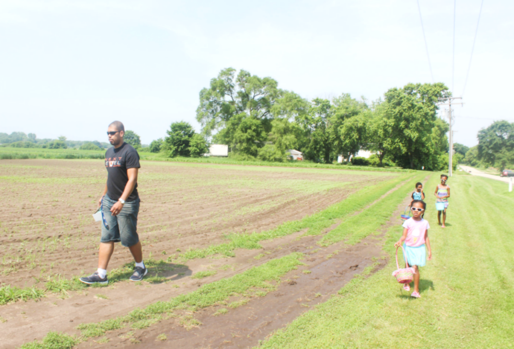Trip to the Strawberry Farm - Family Outing - From At Home With Zan-