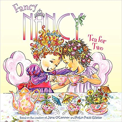 Fancy Nancy - Book - Holiday Gift Guide for 3-5 Year Olds - At Home With Zan