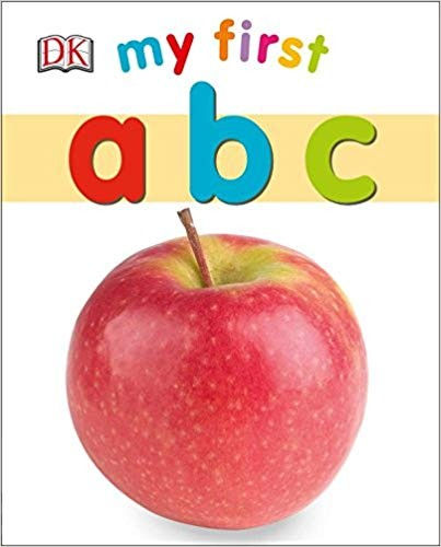 My First ABC Book - Holiday Gift Guide for 3-5 Year Olds - At Home With Zan