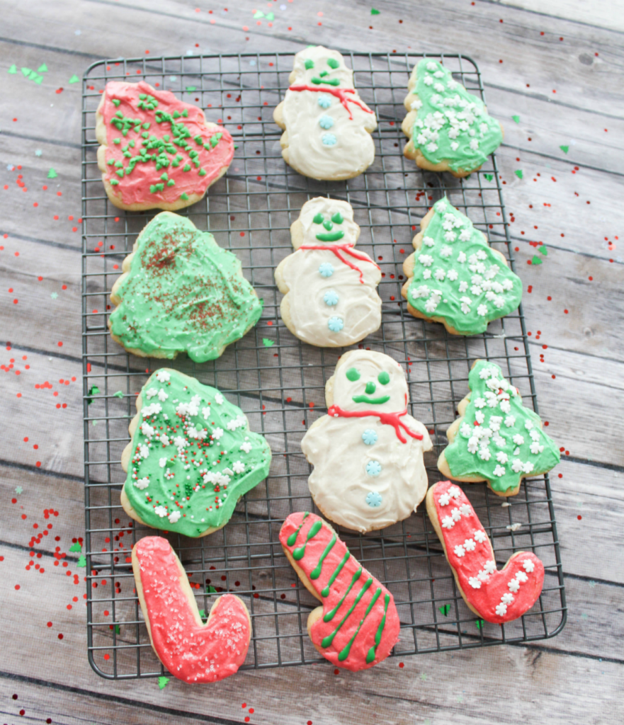 How to Create Christmas Cookies in a Jar for Gifting and Decorating for the Holidays - Christmas Gifting - Holiday - Decorating - At Home With Zan-