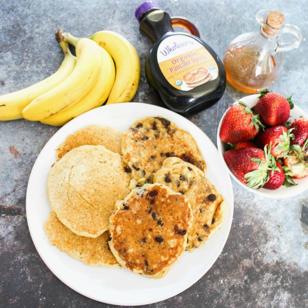 pancake recipe wholesome pancakes