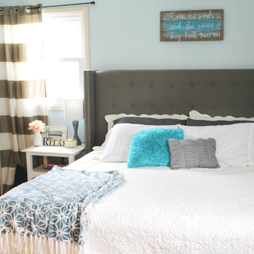 master bedroom makeover 33