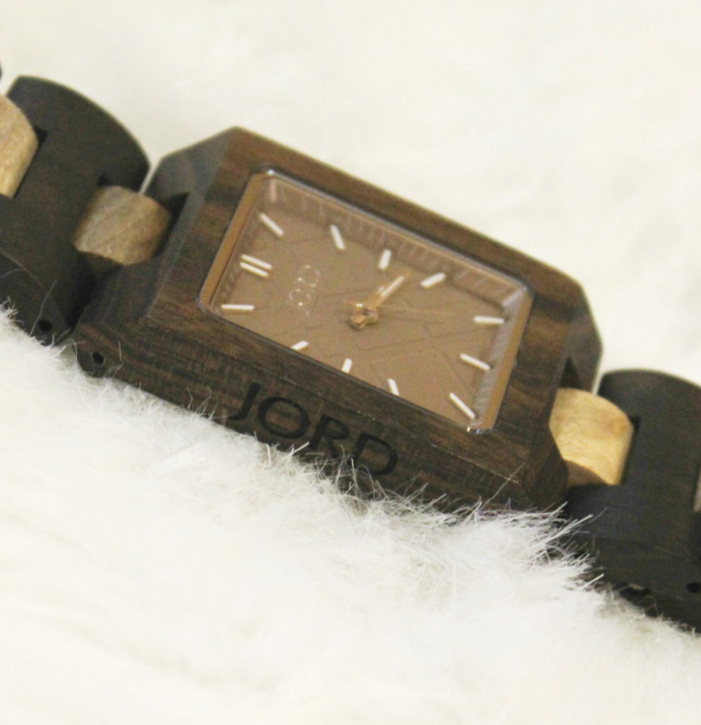 JORD Cool Wood Watch