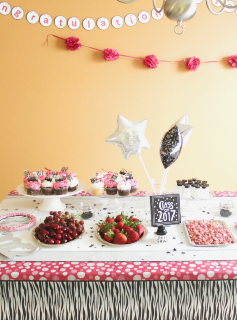 Kindergarten Graduation - Party - At Home With Zan -