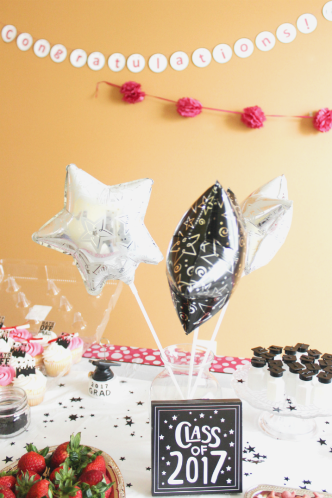 Kindergraduation Party - Decor - At Home With Zan