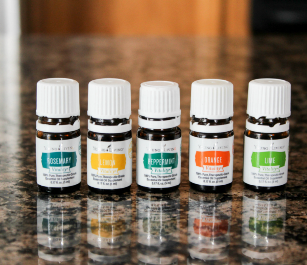 Why I Use Essential Oils and Several Ways to Use them Around
