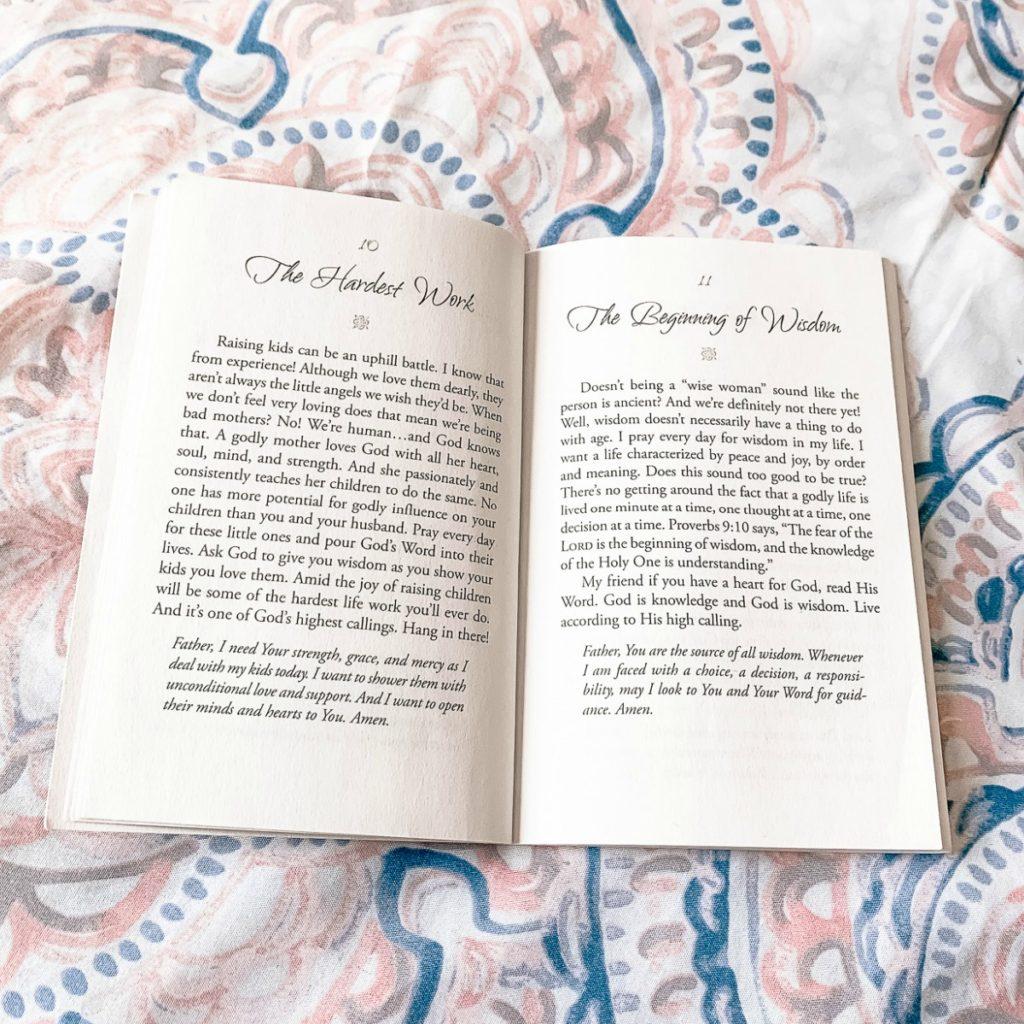 Inspiration for Women Book