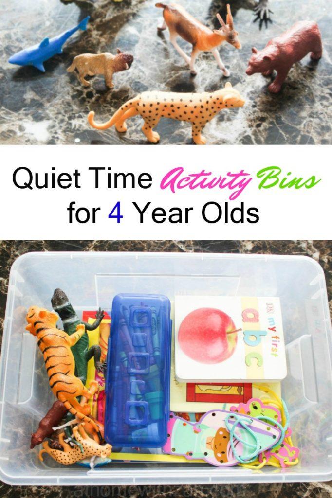 Quiet Time Bin
